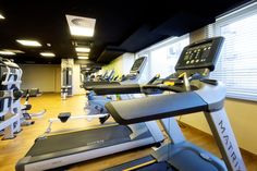 Fitness centre #hotel #spa #fitness #centre #gym #work #out #wellness