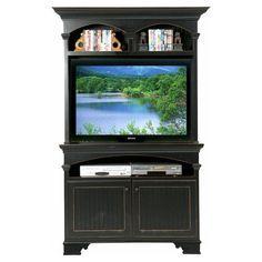 Eagle Furniture American Premiere Customizable 49 in. Entertainment Center - EAGL101-9
