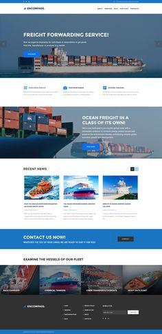 Encompass - Transportation Maritime WordPress Theme - https://www.templatemonster.com/wordpress-themes/61223.html
