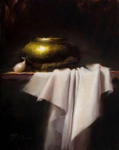 The White Cloth - By Elizabeth Robbins