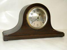 Antique Clock SETH THOMAS MANTLE CLOCK 89 Movement Seth Thomas Mantle Clock