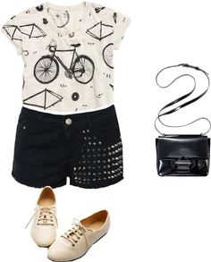 """Going For a Ride"" by llanobasin on Polyvore"