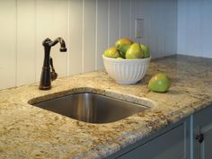 Browse photos of granite countertop designs and styles for the kitchen at HGTV.com.