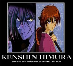 Kenshin's another one of my favs! He's the perfect guy: one minute he'll take down an entire army to protect you, the next he'll obediently do the chores you assign. His mama trained him WELL. ^_^