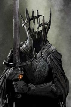 angmar.. or… testing some brushes by *nebezial