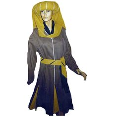 Moyen-Age Homme code produit : 943-086 3 pièces : Robe, Ceinture et Coiffe. Taille(s) : 52.