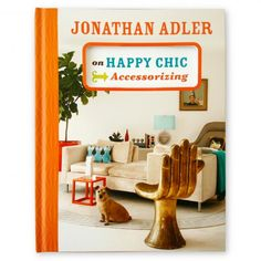 I happened upon a Jonathan Adler store while browsing in Philly and I fell MADLY in love.