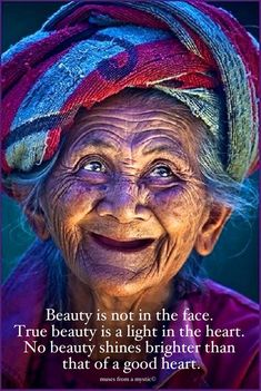 Have the soul to detect the real beauty in the world around you...!!!