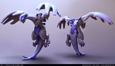 Impressive 3D Pokemon Sculpt.