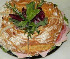 Ring Sandwich from Mazzaro's