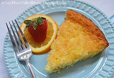 Easy As Can Be Coconut Pie (Gluten Free And Sugar Free) from A Cozy Place Called Home