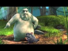 funny animated movie to use with an inference lesson.
