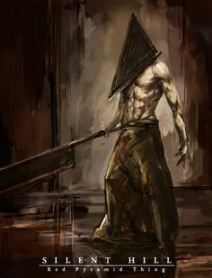 Pyramid Head From Silent Hill | pyramid head - ~ SILENT HILL ~ - fallenraziel - Photos - Club Ados.fr