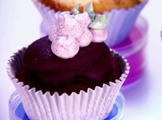 South Beach Wine and Food Festival Cupcakes Recipe : Food Network - FoodNetwork.com