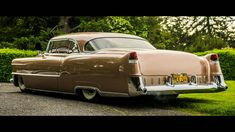 Rad Cad Is this chopped dropped Cadillac Coupe DeVille over the top