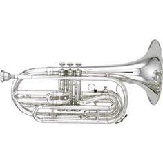 Marching trombone.