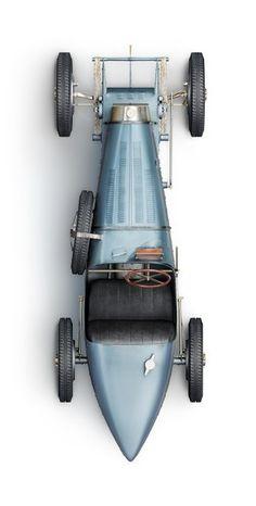 Visit The MACHINE Shop Café... ❤ Best of Bentley @ MACHINE ❤ 1926 Bugatti Type 35B Grand Prix