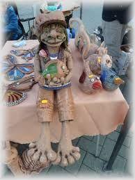 Výsledek obrázku pro keramika inspirace vánoce Pottery, Sculpture, Statue, Art, Ceramica, Art Background, Pottery Marks, Kunst, Sculptures