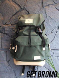 GET #BROMO Army Green! Cool! | $30 | www.TasmuTasku.com