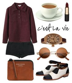 """""""Untitled"""" by hanaglatison ❤ liked on Polyvore featuring Acne Studios, LPBG, Rachel Comey, Mimco and Glam Rock"""