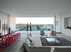 Dialogue House Living Room