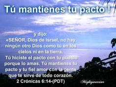 """JESUS PODEROSO GUERRERO: Mightywarrior= 2 cronicas 6:14= """"NO hay otro Dios"""""""