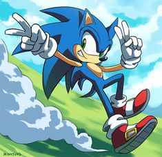 Want to discover art related to sonic_the_hedgehog? Check out inspiring examples of sonic_the_hedgehog artwork on DeviantArt, and get inspired by our community of talented artists. Sonic The Hedgehog, Silver The Hedgehog, Hedgehog Drawing, Hedgehog Art, Sonic Team, Sonic Sonic, Sonic Underground, Super Mario Art, Sonic Adventure