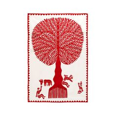 TREE OF LIFE WALL HANGING  India