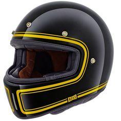 Casque Integral Nexx X.G100 Devon Black Full