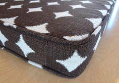Bench Seat Cushion  Custom  46 x 25 x 3  by CustomSewingbyCathy