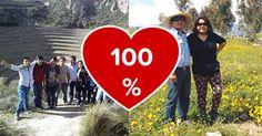 ¿Quién te ama al 100 %?