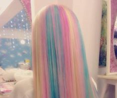 Discovered by ♡*:・゚✧Konlaw*:・゚✧♡. Find images and videos about cute, pretty and hair on We Heart It - the app to get lost in what you love. Aesthetic Hair, Summer Aesthetic, Hair Inspo, Hair Inspiration, Mermaid Hotel, No Ordinary Girl, Malibu Barbie, Dye My Hair, Pretty Hairstyles