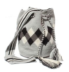 Ice Wayuu Bag
