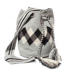 Ice Wayuu Bag