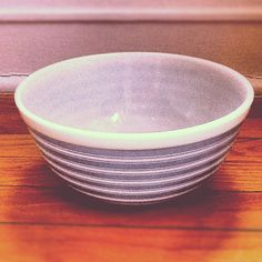 Vintage 1960s Pyrex Mixing Bowl by PickledFurniture on Etsy, $10.00