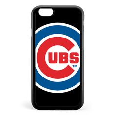 Chicago Cubs Apple iPhone 6 / iPhone 6s Case Cover ISVE994