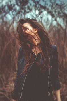 htng-memories:  April fooling around on a windy day. Taken by, Jasper Abigail