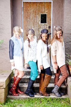 Women's Clothing Boutique, Fall Fashion, Fall Jewelry, Boots, Online Boutique | www.ShopPrivateGallery.com | Legacy Studios Photography