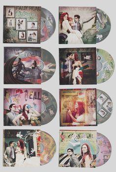 CD wedding favors design-inspiration