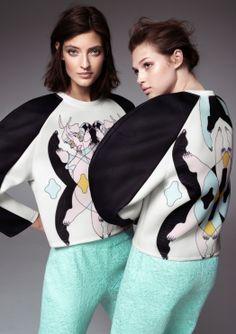 Minju Kim Collection for H&M