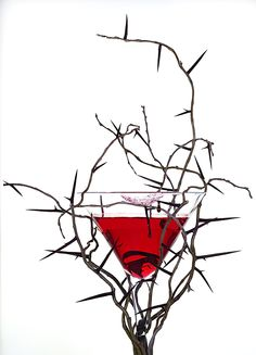 Dracula cocktail