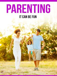 Parenting – It can be fun. #parenting