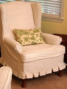 Drop Cloths for slipcovers