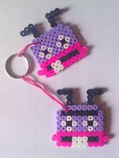 Trancas y Barrancas hama beads by patrigc