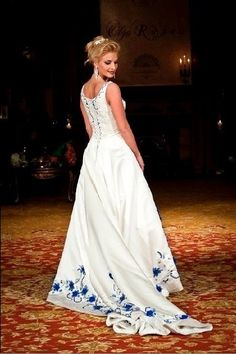 russian wedding dressid wear this just because its beautiful