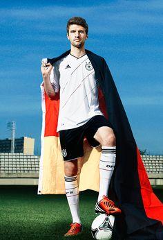 Thomas Muller Germany #footballislife