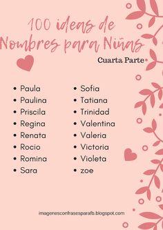 24 Ideas De Nombres Para Bebés Nombres Nombres De Bebes Nombre De Bebes Niños