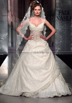 Vivo Bridal - Arabic Wedding Dresses-0015