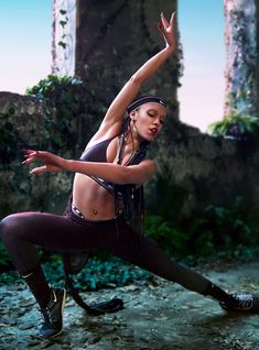 Exclusive: FKA twigs Writes Letter About Creative Process With Nike+#refinery29uk