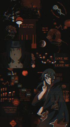 Deidara Wallpaper, Wallpaper Naruto Shippuden, Naruto Shippuden Sasuke, Cute Anime Wallpaper, Itachi Uchiha, Kakashi, Anime Naruto, Naruto Art, Haikyuu Anime